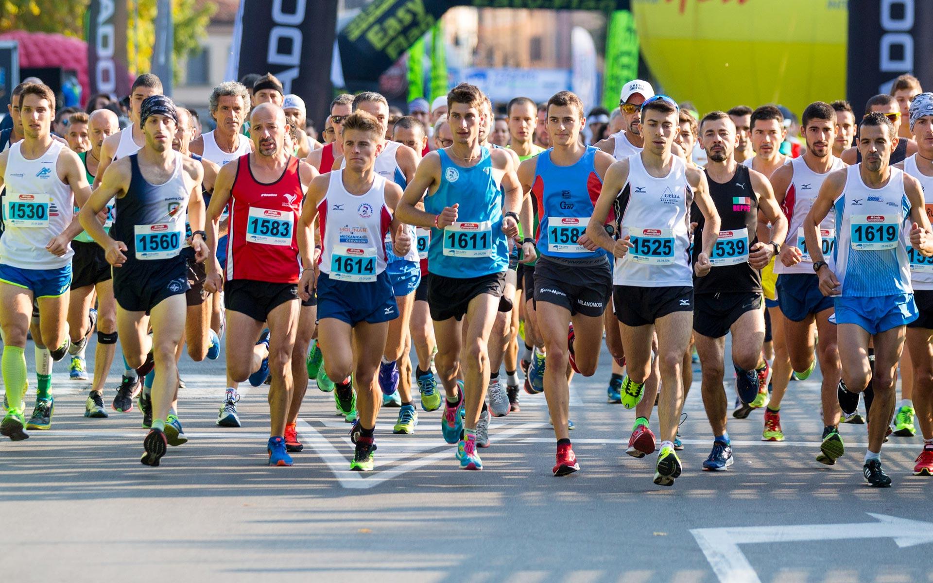 """Mezza Maratona dei Mille """"Città di Bergamo"""""""